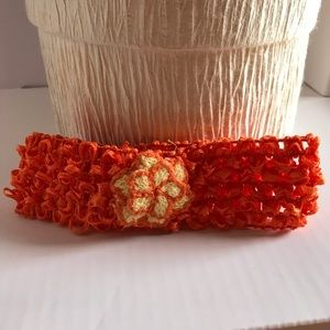 Other - Orange Baby Headband